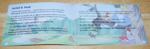 Alice in wonderland gameboy color game 2