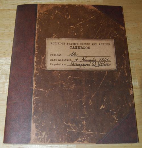 American mcgee's alice rutlydge asylum notes 1