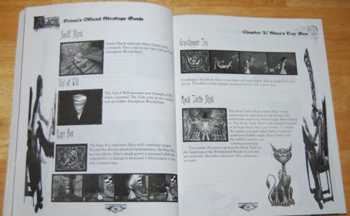 American mcgee's alice prima guide 7