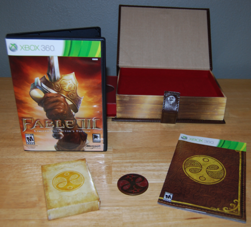 Fable 3 xbox 360 3