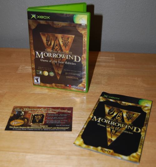 Morrowind xbox 360