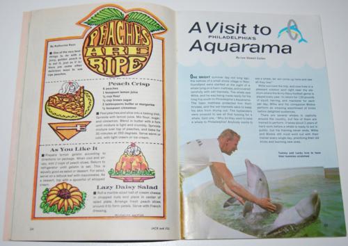 Jack & jill magazine august 1966 5