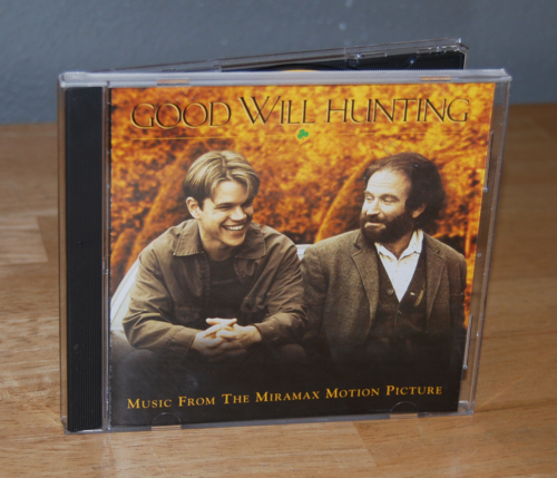 Good will hunting soundtrack cd
