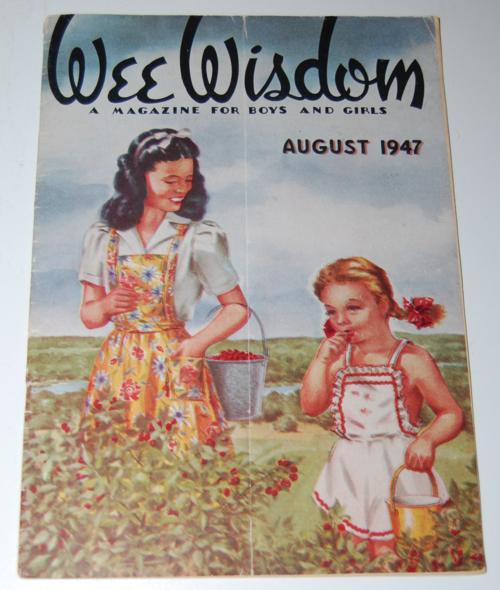 Wee wisdom august 1947