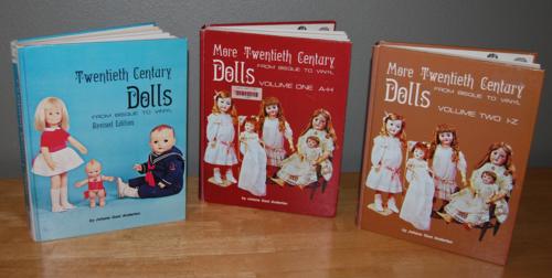 Johana gast anderton doll books
