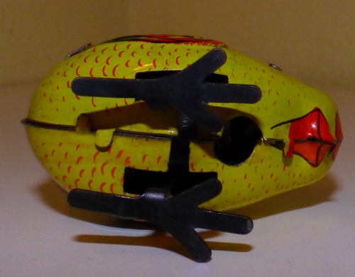 Tin chick toy 2