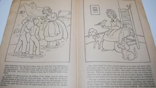 Gingerbread boy paint book 12