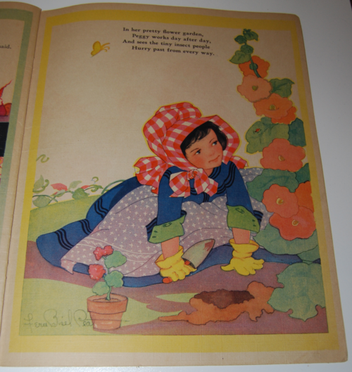 Picture & rhyme book 7