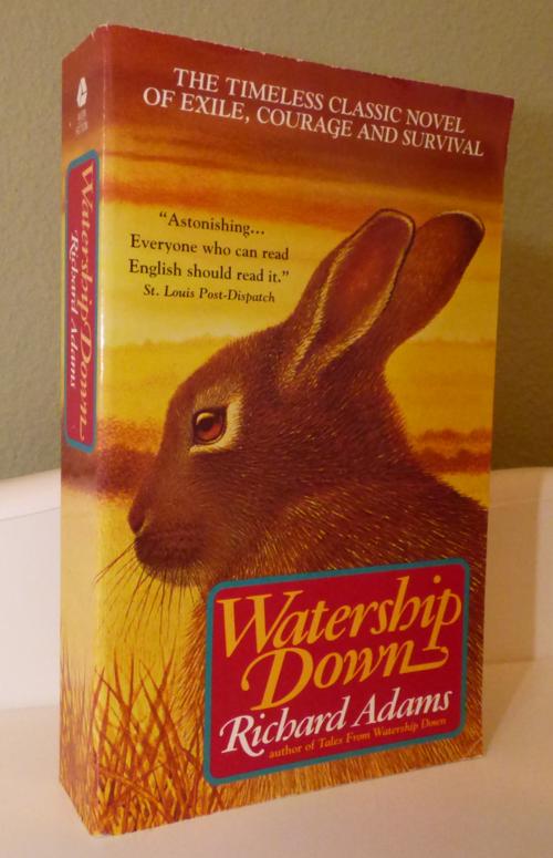 Watership down paperback