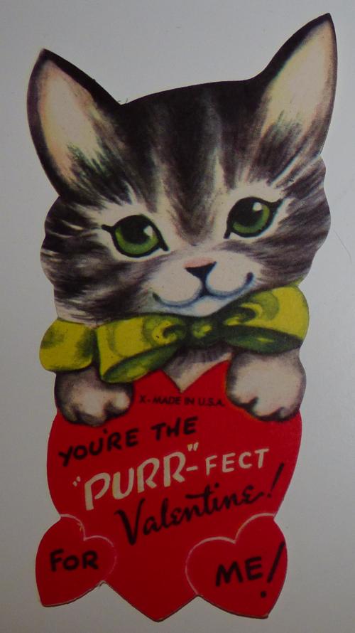 Vintage valentines 1