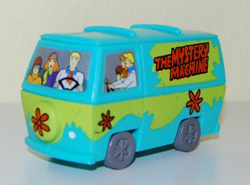 Mystery machine toy