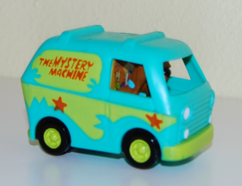 Scooby doo toy 3