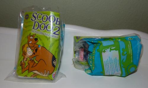 Scooby doo 2 prizes