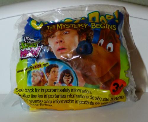 Scooby doo prizes 2
