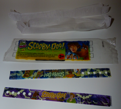 Scooby doo wendy's prizes