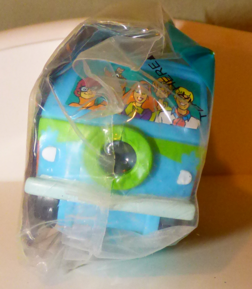 Scooby doo wendy's prizes 9