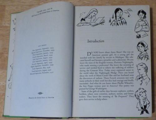 Girl scout handbook 1956 1