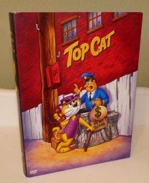 Top cat dvd