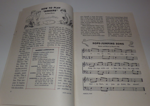Jack & jill march 1949 3