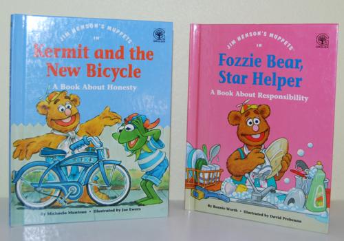 Muppet books