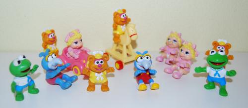 Muppet babies prizes 1