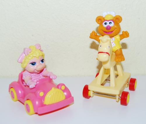 Muppet babies prizes