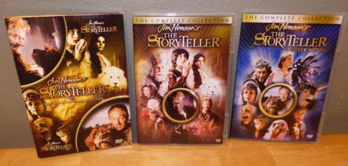 Jim henson's the storyteller dvds