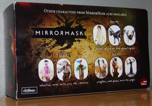 Mirrormask figures 3