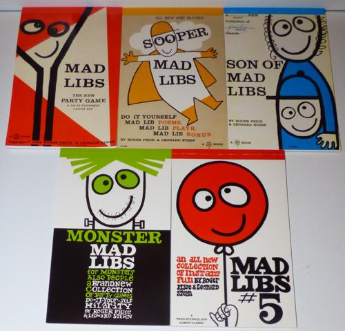 Madlibs 4