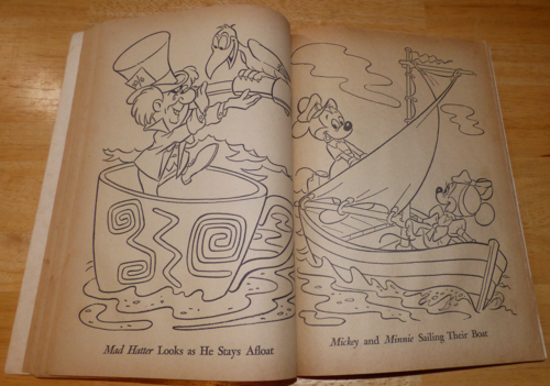 Disney coloring book 3