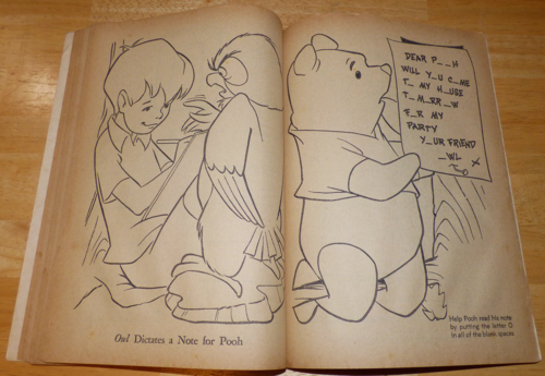 Disney coloring book 5