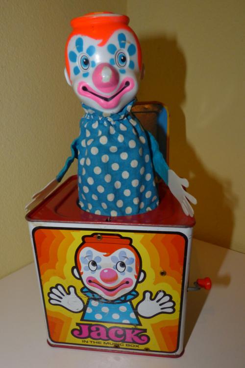 Mattel tin jack in the box 5