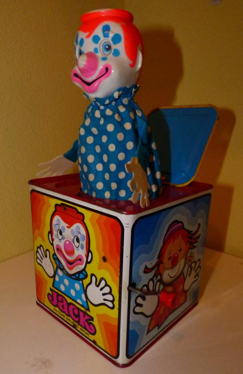 Mattel tin jack in the box 7