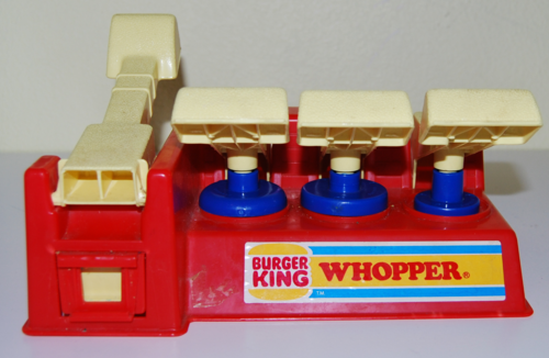 Playdoh bk whopper maker 1