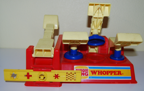 Playdoh bk whopper maker 4