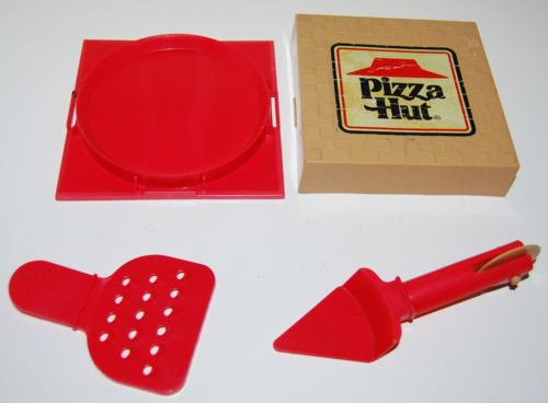 Playdoh pizza hut pizza maker