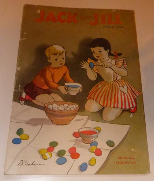 Jack & jill march 1948