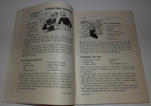 Jack & jill march 1948 2