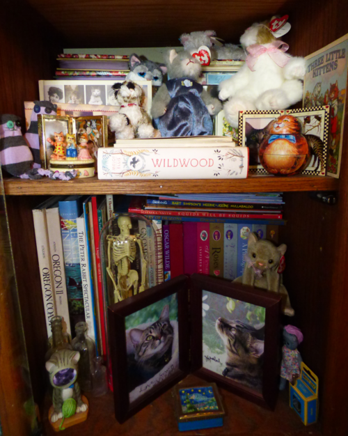 Cat collectibles 2