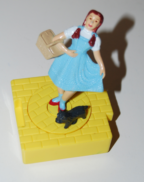 Wizard of oz rolling prizes 6