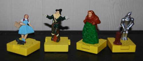 Wizard of oz prizes