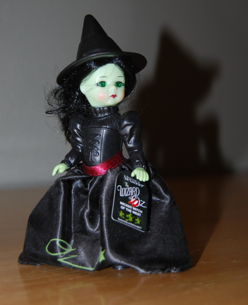 Wicked witch madame alexander