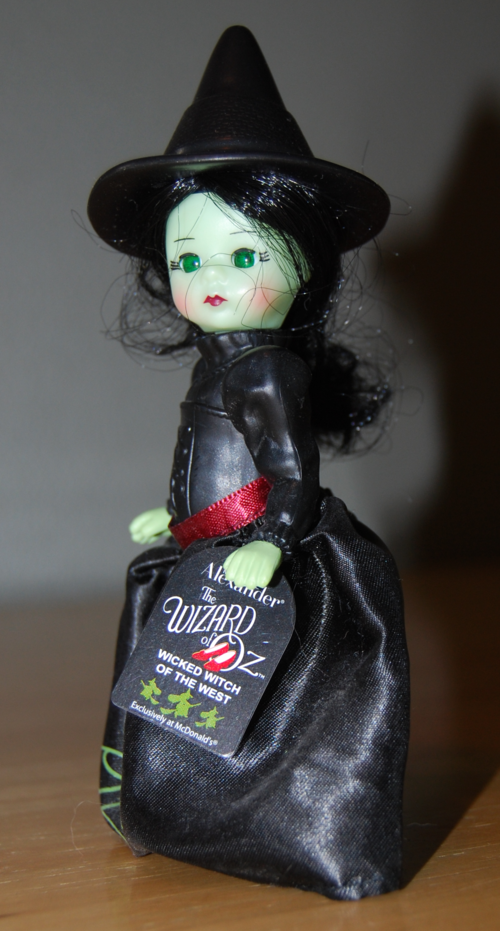 Wicked witch madame alexander 2