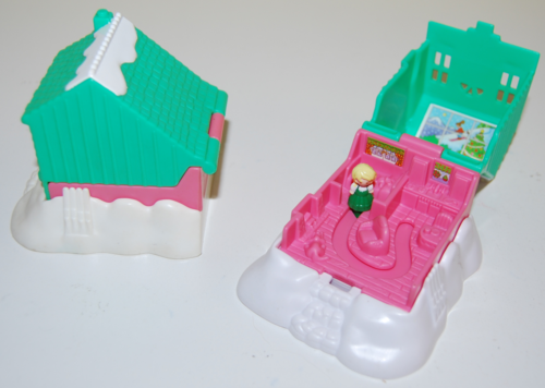 Polly pocket toy 4
