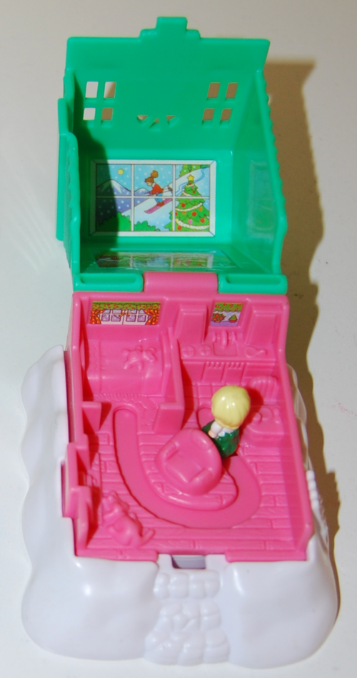 Polly pocket toy 3