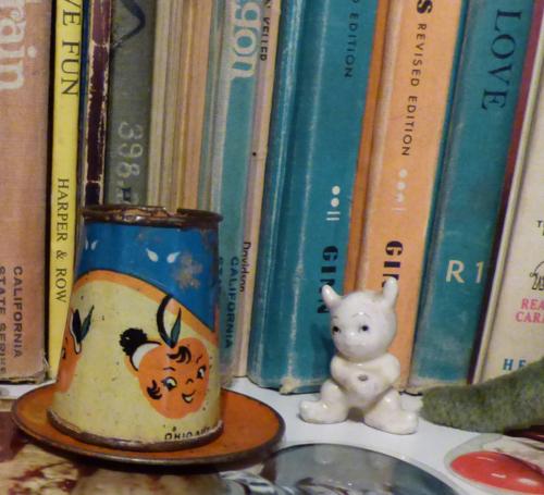 Tiny vintage ceramics 5