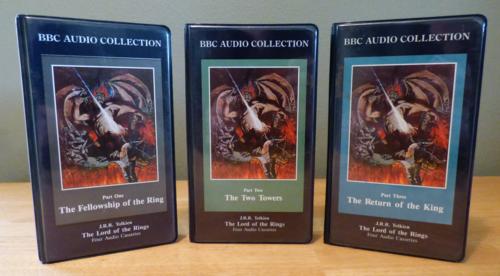 Lotr bbc audio collection