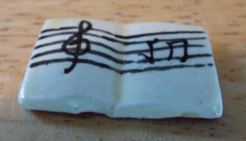Kitty piano ceramic box 9