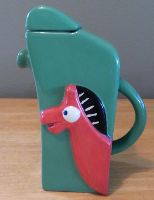 Gumby & pokey teapot 3