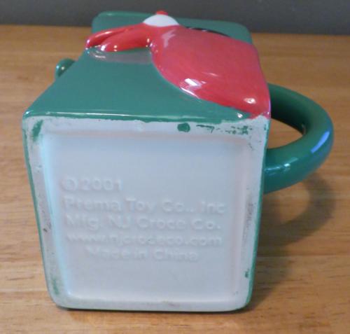 Gumby & pokey teapot 4